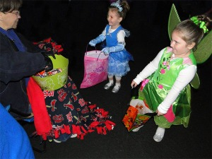 Trick or Treat has come a long way from Frankenstein to fairy princesses.